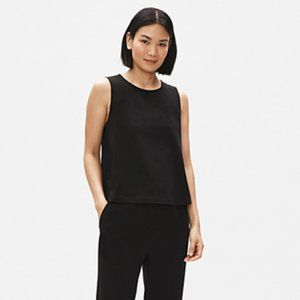 Eileen Fisher Traceable Organic cotton shell